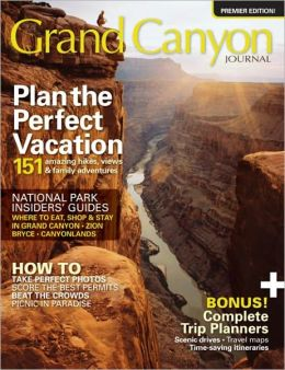 Grand Canyon Journal 2012