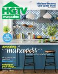 Book Cover Image. Title: HGTV Magazine, Author: Hearst