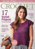 Book Cover Image. Title: Interweave Crochet, Author: F+W Media