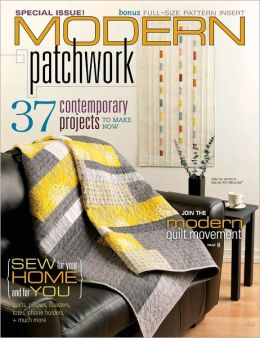 Quilting Arts' Modern Patchwork 2012
