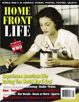 America in WWII's Home Front Life - Spring 2012
