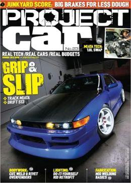 Super Street's Project Car - Summer 2012