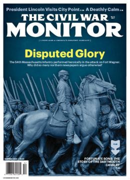 The Civil War Monitor