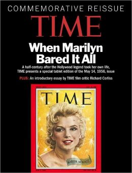 Time Magazine's Commemorative Reissue - Marilyn Monroe