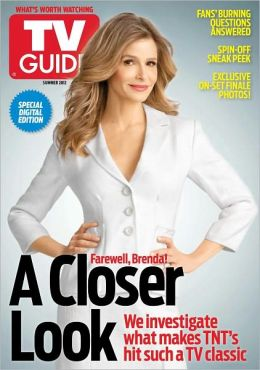 TV Guide Magazine's The Closer 2012