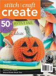 Book Cover Image. Title: Stitch Craft Create - Halloween 2012, Author: F+W Media