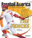 Book Cover Image. Title: Baseball America, Author: Source Interlink Media