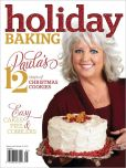 Book Cover Image. Title: Cooking with Paula Deen's Holiday Baking 2012, Author: Hoffman Media