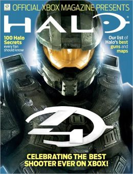 Official XBOX Magazine's Halo 4 Special Issue 2012