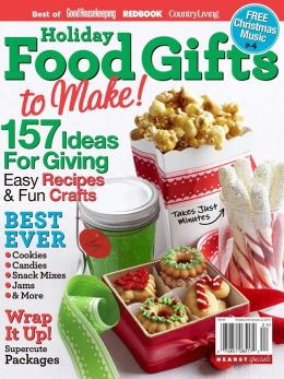Holiday Food Gifts to Make! 2012