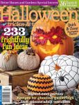 Book Cover Image. Title: Better Homes and Gardens' Halloween Tricks and Treats 2012, Author: Meredith Corporation
