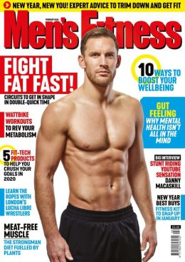 Men's Fitness - UK edition