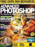 Book Cover Image. Title: Advanced Photoshop, Author: Imagine Publishing