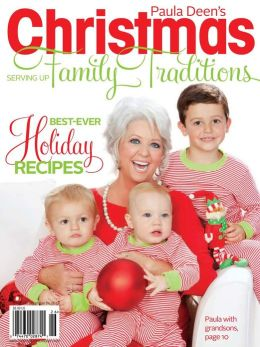 Cooking with Paula Deen's Christmas 2012