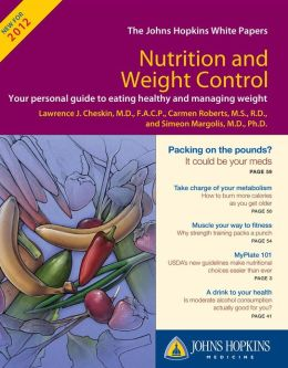 Johns Hopkins White Paper - Nutrition and Weight Control 2012