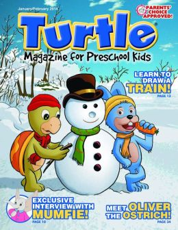 Turtle Magazine for Preschool Kids