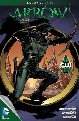 Arrow #5 (2012- ) (NOOK Comics with Zoom View)