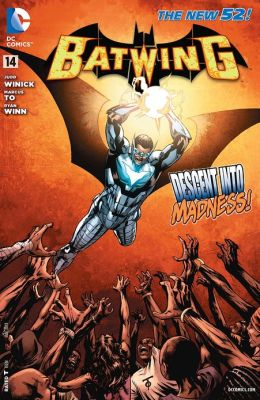 Batwing #14 (2011- ) (NOOK Comics with Zoom View)