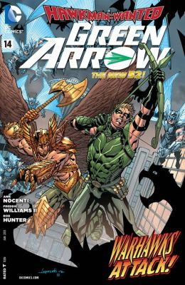 Green Arrow #14 (2011- ) (NOOK Comics with Zoom View)