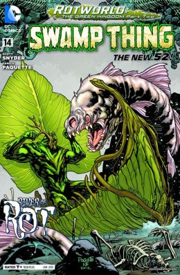 Swamp Thing #14 (2011- ) (NOOK Comics with Zoom View)