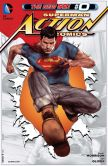Book Cover Image. Title: Action Comics (2012-) #0 (NOOK Comic with Zoom View), Author: Grant Morrison