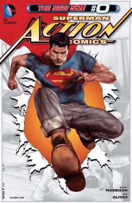 Action Comics #0 (2011- ) (NOOK Comics with Zoom View)