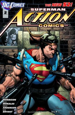 Action Comics #2 (2011- ) (NOOK Comics with Zoom View)