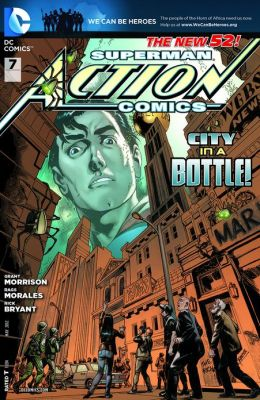 Action Comics #7 (2011- ) (NOOK Comics with Zoom View)