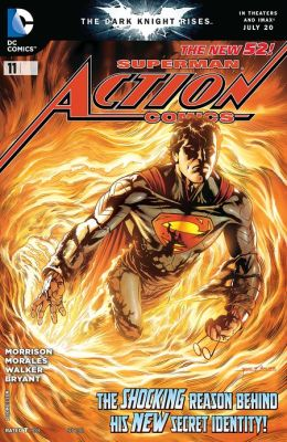 Action Comics #11 (2011- ) (NOOK Comics with Zoom View)