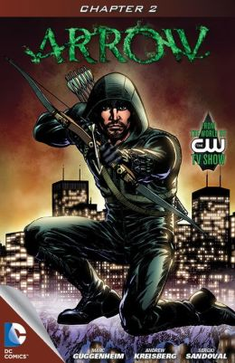 Arrow #2 (2012- ) (NOOK Comics with Zoom View)