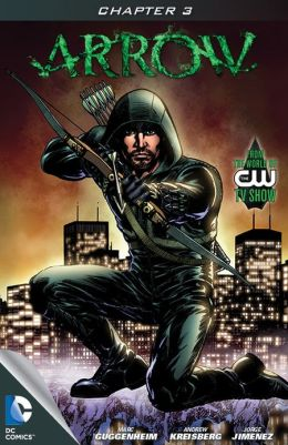 Arrow #3 (2012- ) (NOOK Comics with Zoom View)