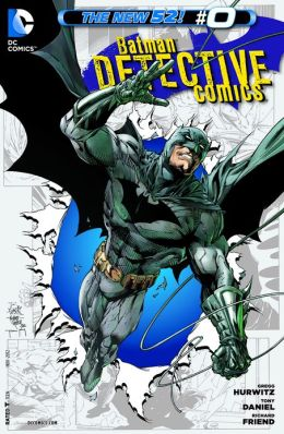 Detective Comics #0 (2011- ) (NOOK Comics with Zoom View)