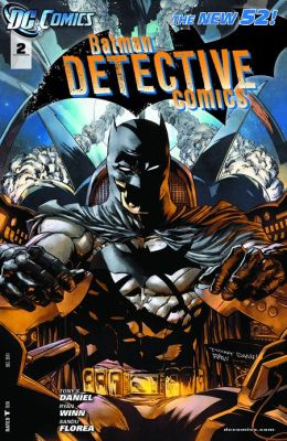 Detective Comics #2 (2011- ) (NOOK Comics with Zoom View)