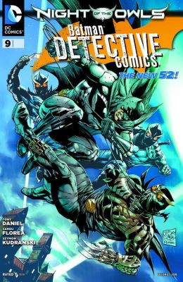 Detective Comics #9 (2011- ) (NOOK Comics with Zoom View)