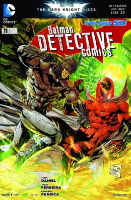 Detective Comics #11 (2011- ) (NOOK Comics with Zoom View)
