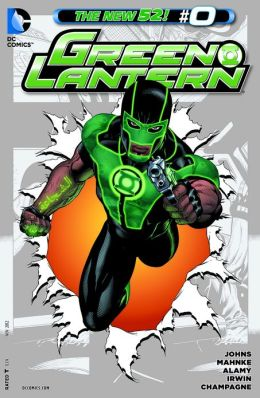 Green Lantern #0 (2011- ) (NOOK Comics with Zoom View)