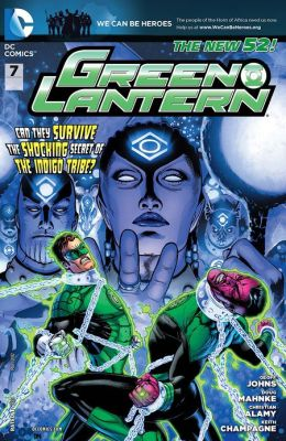 Green Lantern #7 (2011- ) (NOOK Comics with Zoom View)