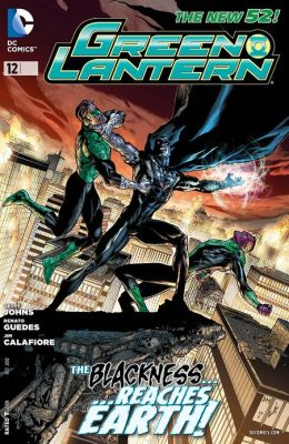Green Lantern #12 (2011- ) (NOOK Comics with Zoom View)