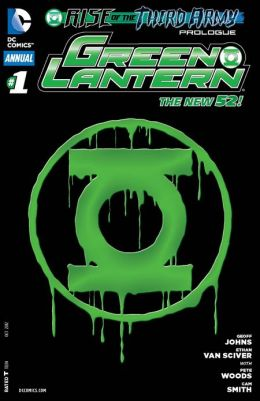 Green Lantern Annual #1 (2011- ) (NOOK Comics with Zoom View)