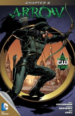 Arrow #6 (2012- ) (NOOK Comics with Zoom View)