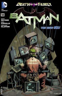 Batman #14 (2011- ) (NOOK Comics with Zoom View)