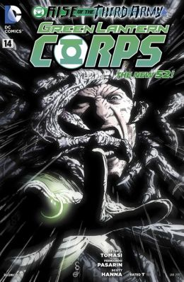 Green Lantern Corps #14 (2011- ) (NOOK Comics with Zoom View)
