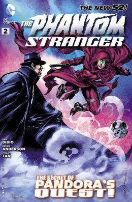 Phantom Stranger #2 (2012- ) (NOOK Comics with Zoom View)