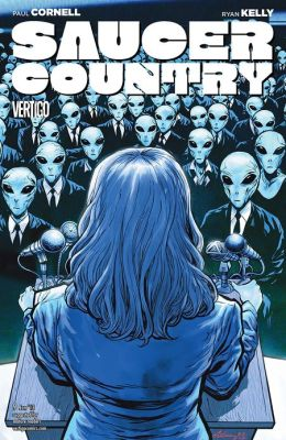 Saucer Country #9 (NOOK Comics with Zoom View)
