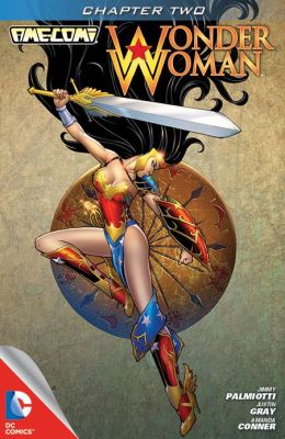 Ame-Comi I: Wonder Woman #2 (NOOK Comics with Zoom View)