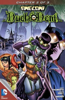 Ame-Comi III: Duela Dent #3 (NOOK Comics with Zoom View)