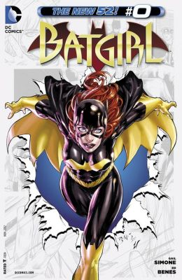 Batgirl #0 (2011- ) (NOOK Comics with Zoom View)