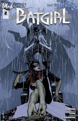 Batgirl #2 (2011- ) (NOOK Comics with Zoom View)