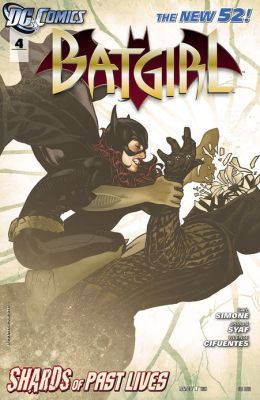 Batgirl #4 (2011- ) (NOOK Comics with Zoom View)
