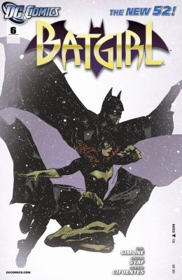 Batgirl #6 (2011- ) (NOOK Comics with Zoom View)